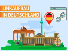 Linkaufbau in Deutschland