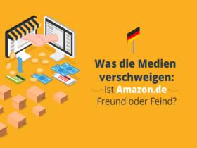 Was die Medien verschweigen: Ist Amazon.de Freund oder Feind?