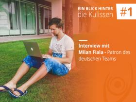 Ein Blick hinter die Kulissen #1 Interview mit Milan Fiala – Patron des deutschen Teams