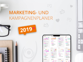 Marketing- und Kampagnenplaner 2019