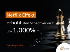 Damengambit: Netflix-Effekt erhöht den Schachverkauf um 1.000%
