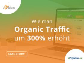Case study: Wie man Organic Traffic um 300% erhöht