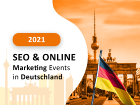SEO & Online Marketing Events in 2021